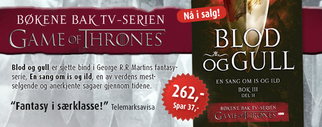 NY Game of Thrones-bok