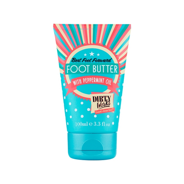 Best Foot Forward Foot Butter - Dirty Works