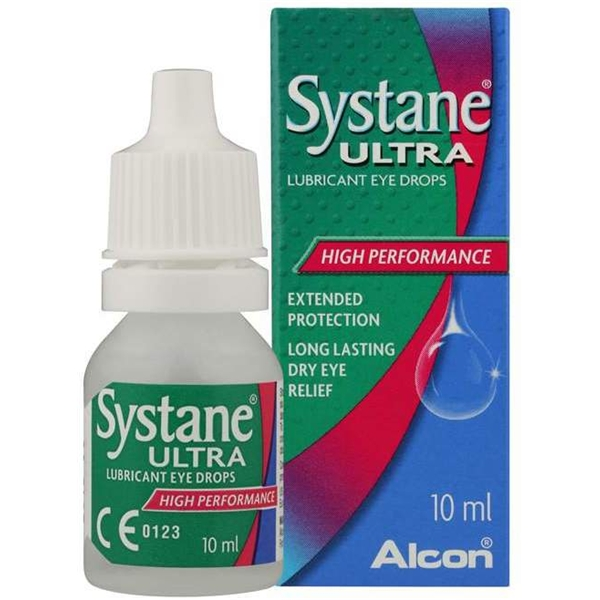 Systane Ultra 10 ml - Alcon.