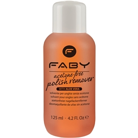 Faby Acetone Free Remover - Faby