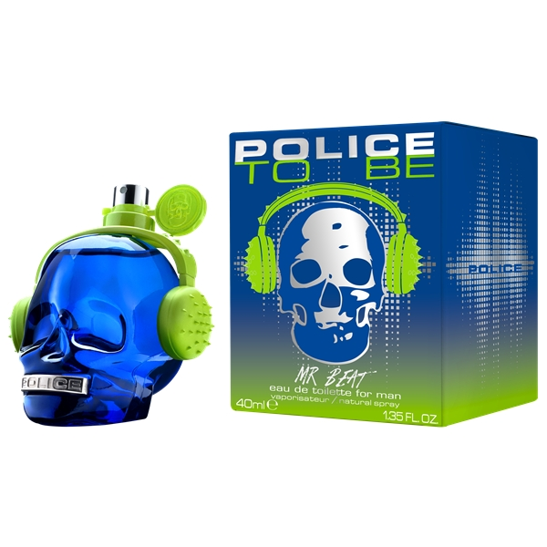 Police Mr Beat - Eau de toilette (Edt) Spray - Police