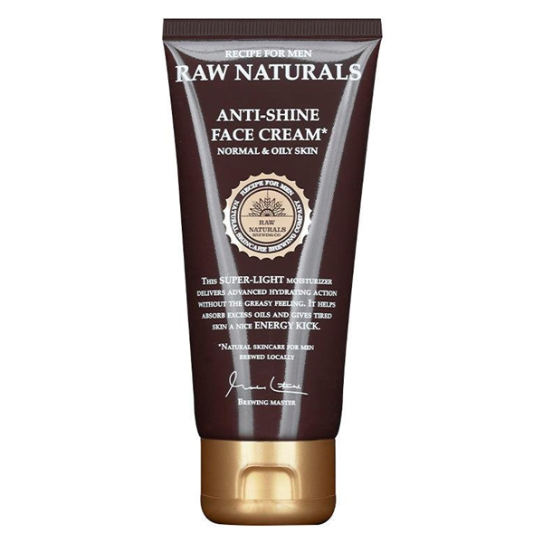The Grease Free Face Cream - Raw Naturals