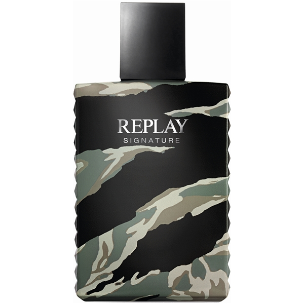 Replay Signature for Him - Eau de toilette - Replay