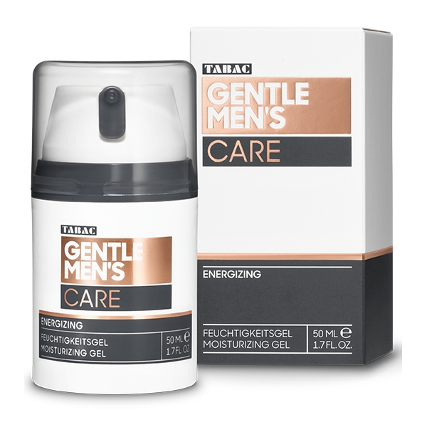 Gentle Men's Care - Moisturizing Gel - Tabac
