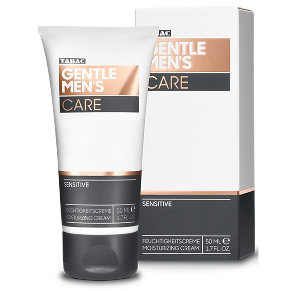 Gentle Men's Care - Moisturizing Cream - Tabac