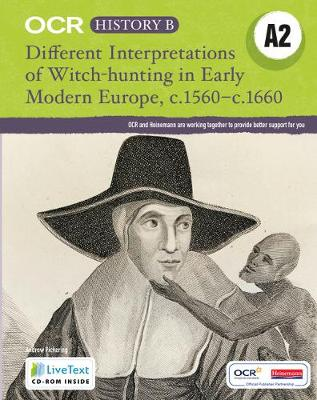 early modern european and the witch hunt essay Text and images trace the history of witchcraft persecutions from its condemnation in exodus in 560 bc to salem.
