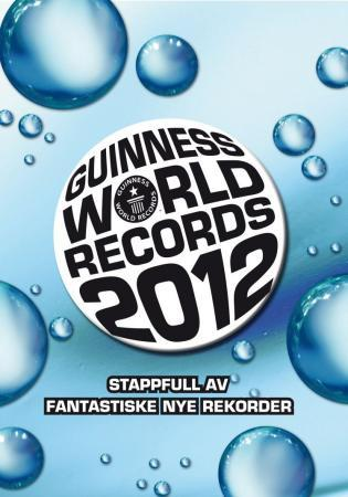 Guinness world records 2012 - Tore Sand