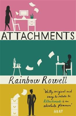 Illustrasjonsbilde for omtalen av Attachments av Rainbow Rowell