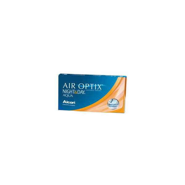 Air Optix Night&Day Aqua 3p - Alcon