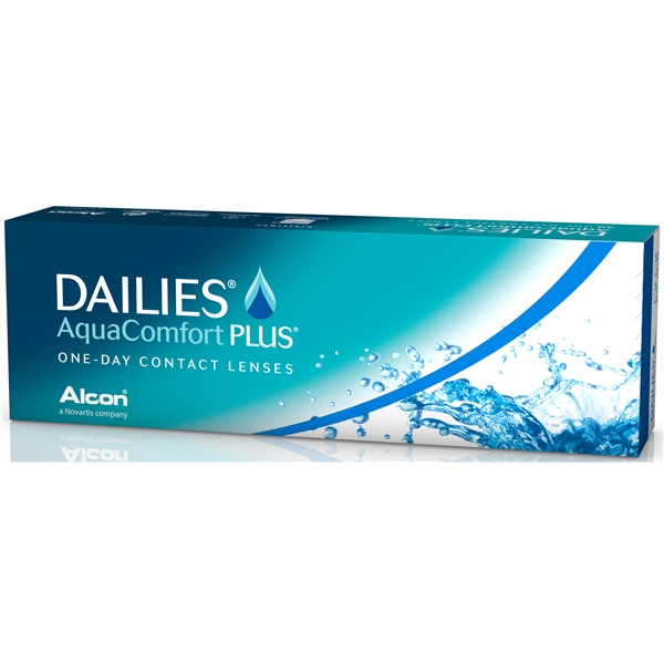 Dailies AquaComfort Plus 30p - Alcon