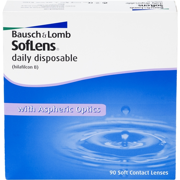 SofLens daily disposable 90p - Bausch & Lomb