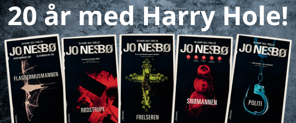 20 år med Harry Hole