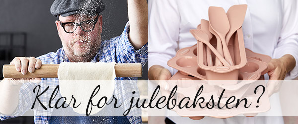 Klar for julebaksten?