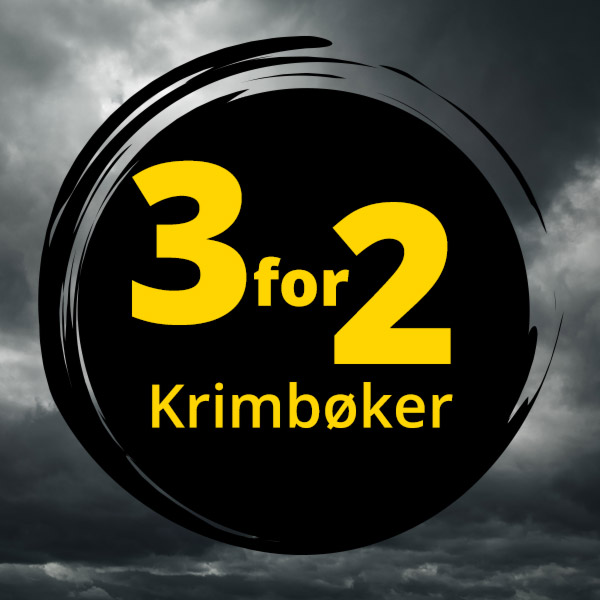 3 for 2: krimbøker
