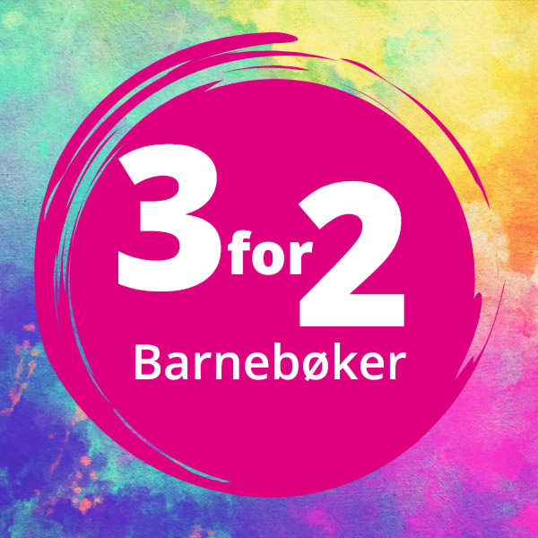3 for 2 barnebøker