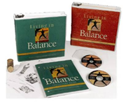 Living in Balance Complete Set, Sessions 1-33 - Jeffrey A. Hoffman