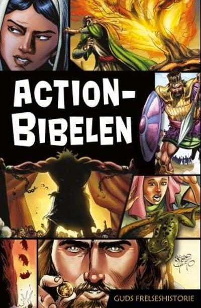 Actionbibelen - Doug Mauss