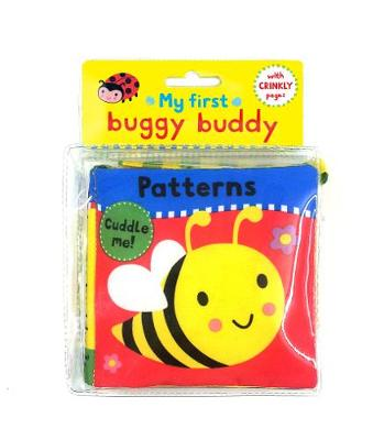 My First Buggy Buddy: Patterns - Jo Moon
