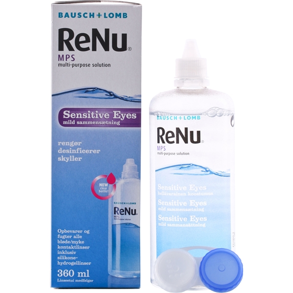 ReNu Multipurpose 360 ml - Bausch & Lomb