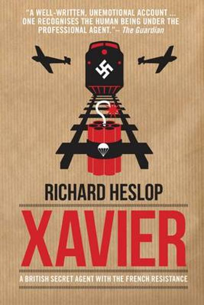 Codename Xavier - Richard Heslop