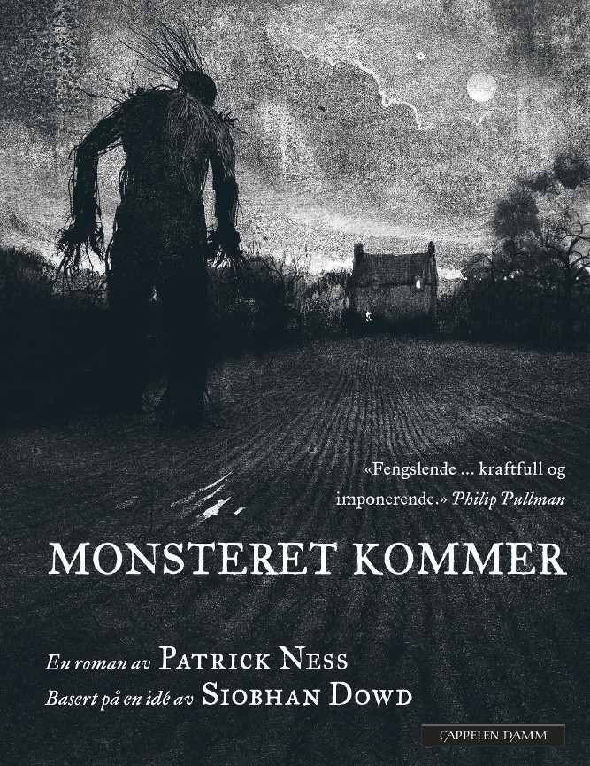 Monsteret kommer - Patrick Ness