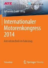 Internationaler Motorenkongress 2014 - Johannes Liebl