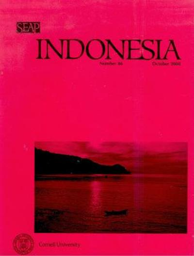 Indonesia Journal - Eric Tagliacozzo