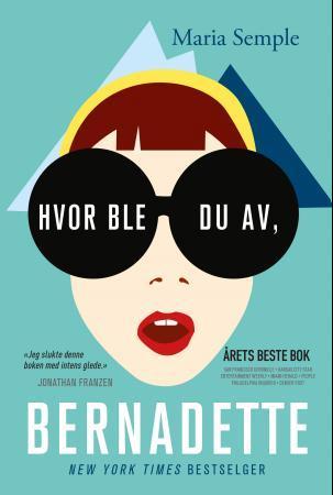 Hvor ble du av, Bernadette PDF ePub