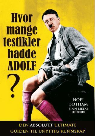 Hvor mange testikler hadde Adolf? PDF ePub