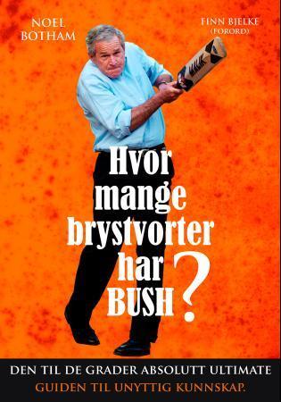 Hvor mange brystvorter har Bush? PDF ePub
