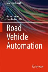 Road Vehicle Automation - Gereon Meyer Sven Beiker