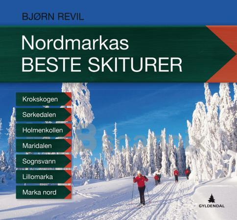 Nordmarkas beste skiturer - Bjørn Revil