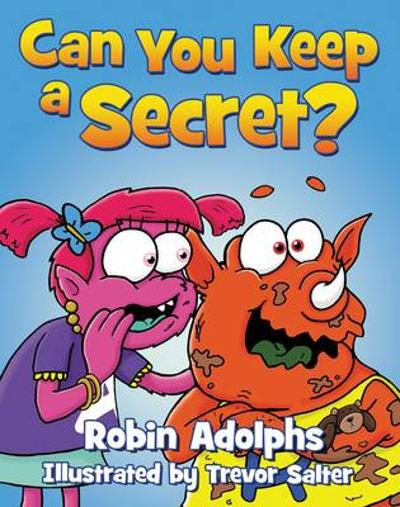 Can You Keep A Secret? - Robin Adolphs