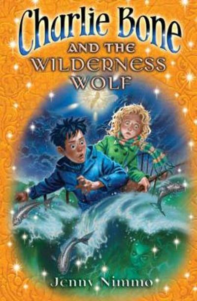 06 Charlie Bone And The Wilderness Wolf - Jenny Nimmo