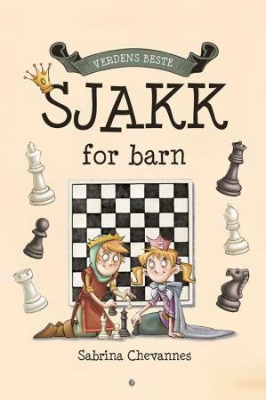 Sjakk for barn - Sabrina Chevannes
