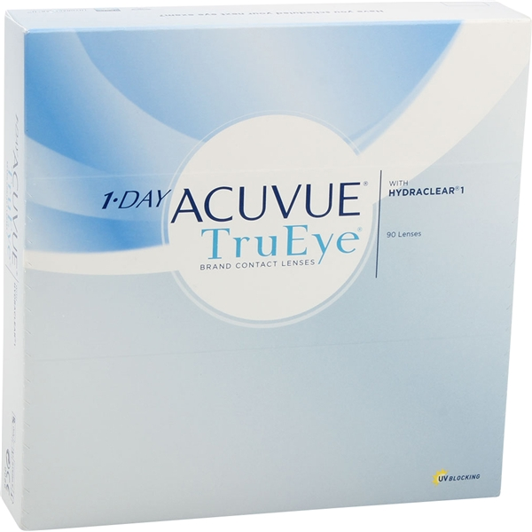 1-Day Acuvue TruEye 90p - Johnson & Johnson