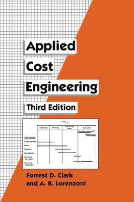 Applied Cost Engineering - Forrest D. Clark