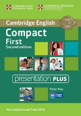 Compact First Presentation Plus DVD-ROM - Peter May