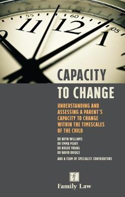 Capacity to Change - Bryn Williams