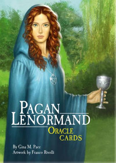 Pagan Lenormand Oracle Cards - Gina Pace