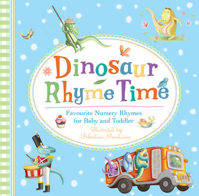 Dinosaur Rhyme Time - Various