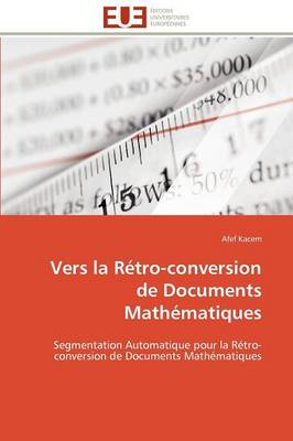 Vers La R xef; xbf; xbd;tro-Conversion de Documents Math xef; xbf; xbd;matiques - Kacem-A