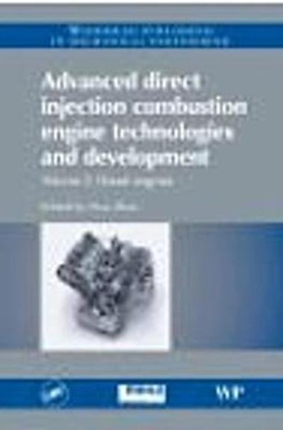 Advanced Direct Injection Combustion Engine Technologies and Development - H Zhao