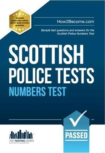 Scottish Police Numbers Tests - Richard McMunn