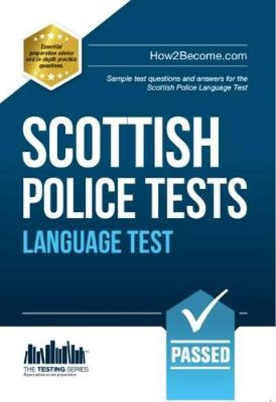 Scottish Police Language Tests - Richard McMunn