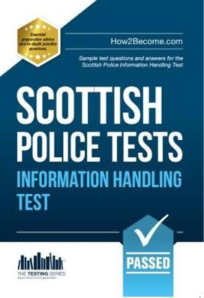 Scottish Police Information Handling Tests - Richard McMunn