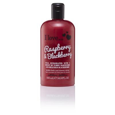 Raspberry & Blackberry Bath & Shower Crème - I Love...