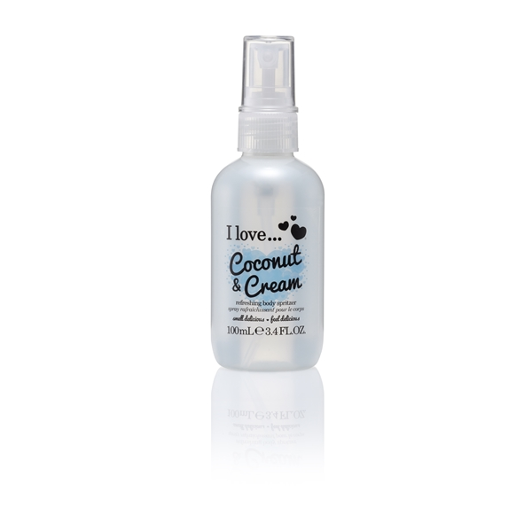 Coconut & Cream Body Spritzer - I Love...