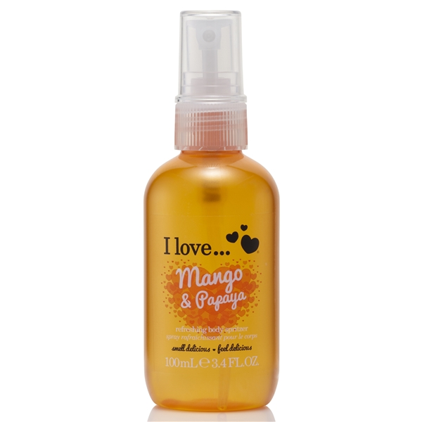 Mango & Papaya Body Spritzer - I Love...