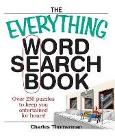The Everything Word Search Book - Charles Timmerman